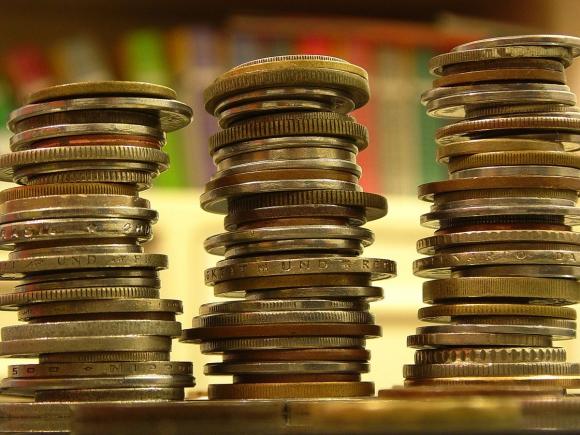 Monedas. Foto: Wikimedia Commons