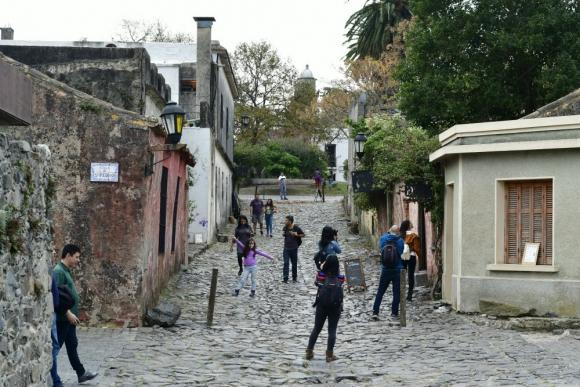 La Calle de los Suspiros carga con muchas leyendas e historias. Foto: G. Pérez