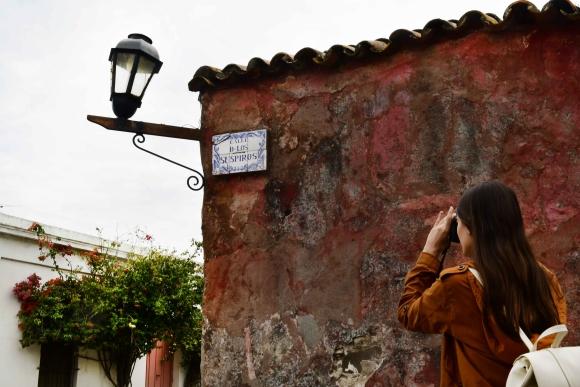 Locales y extranjeros eligen a la ciudad por su tranquilidad. Foto: G. Pérez.