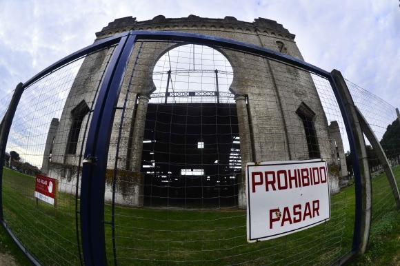 La Plaza de Toros será reconstruida en 2018. Foto: G. Péerz