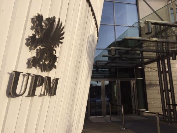 UPM en Finlandia. Foto: Pablo Fernández