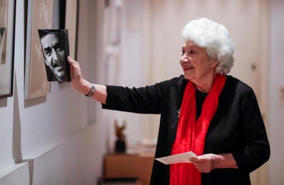 Sara Facio: la fotógrafa de García Márquez. Foto: Efe