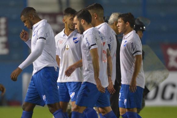 Nacional cayó por 1-0 ante Lanús en el Gran Parque Central. Foto: Gerardo Pérez
