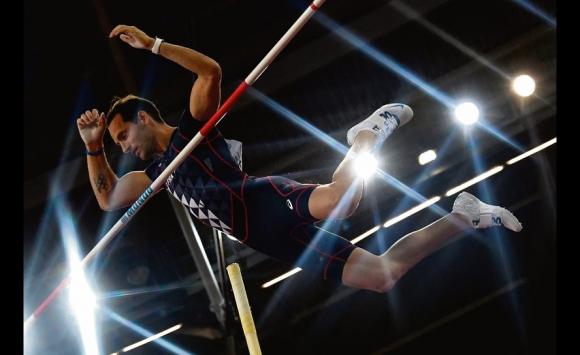 Las mejores imágenes del Mundial de Atletismo Londres 2017. Foto: AFP
