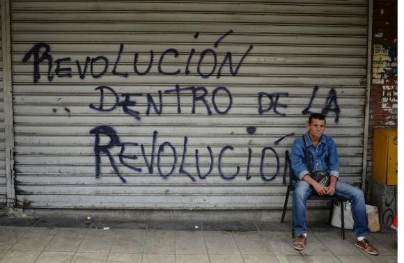 Día de elecciones en Venezuela: se vota la Constituyente. Foto: AFP