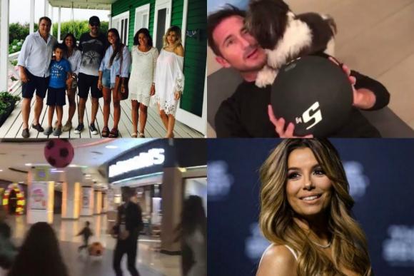 La visita de Aguirre, los jueguitos de Stuani, perro en el gimnasio y más
