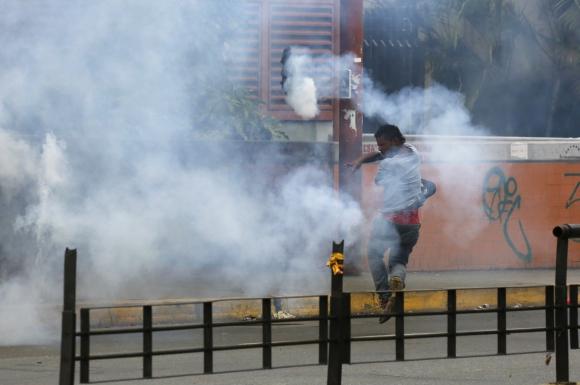 Día de elecciones en Venezuela: se vota la Constituyente. Foto: Reuters