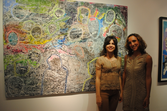 Jimena y Daniela Castillo.