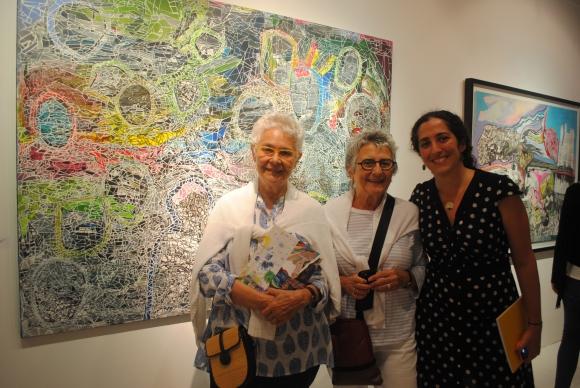 Liliana Porter, Ana Tiscornia, Natalia Revale.