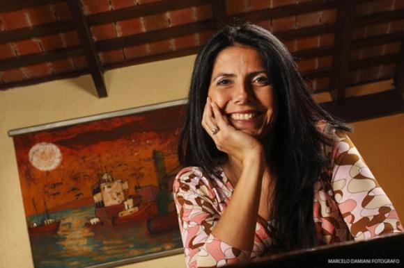 Tania Tabárez. Foto: Marcelo Damiani