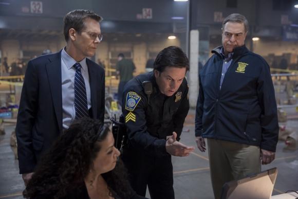 Kevin Bacon, Mark Wahlberg y John Goodman entre los integrantes del elenco.