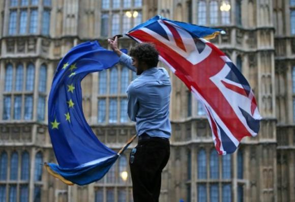 """Salida. Prestigiosas agencias de la UE dejarán Londres a raíz del """"Brexit"""". (Foto: AFP)"""
