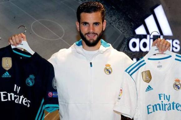 Real Madrid presentó nuevas camisetas para la temporada 2017/18, Foto: @realmadrid