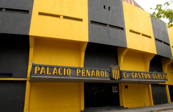 Palacio. Es una parte sustancial en los activos de Peñarol.