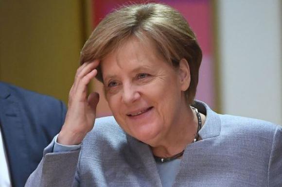 Angela Merkel dice que