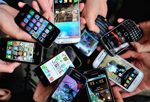 Con un smartphone se podrá bajar la aplicación que creó el MSP. Foto: AFP