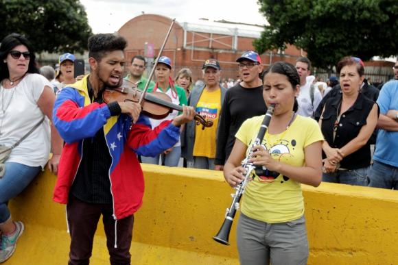 Luego de 46 días siguen las marchas contra Nicolás Maduro. Foto: Reuters