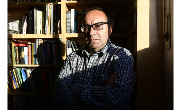 Roberto López Belloso. Foto Marcelo Bonjour.