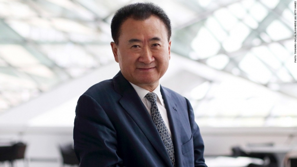 Wang Jianlin. Presidente del Dalian Wanda Group y magnate del real state.