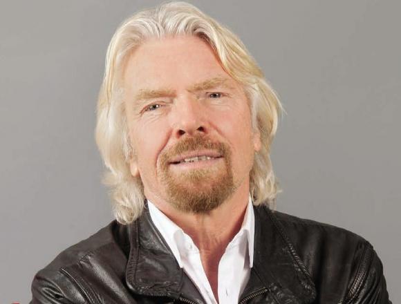 Richard Branson. Fundador de Virgin Group.