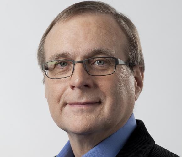Paul Allen. Uno de los fundadores de Microsoft.