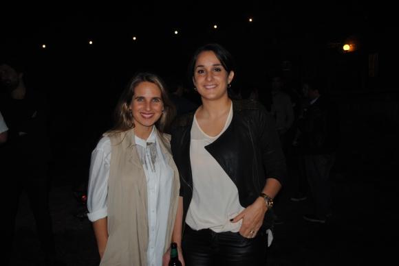 Juliana Magri, María José Rovagnati.