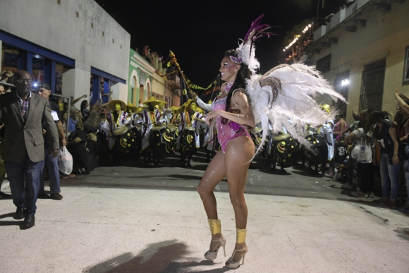 Desfile de Llamadas 2017. Foto: Fernando Ponzetto