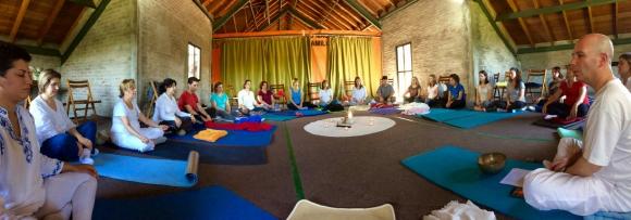 Silvio Raij dicta cursos de reducción de estrés basados en Mindfulness