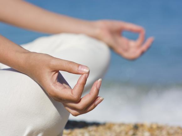 Es necesario encontrar un lugar tranquilo y silencioso para meditar