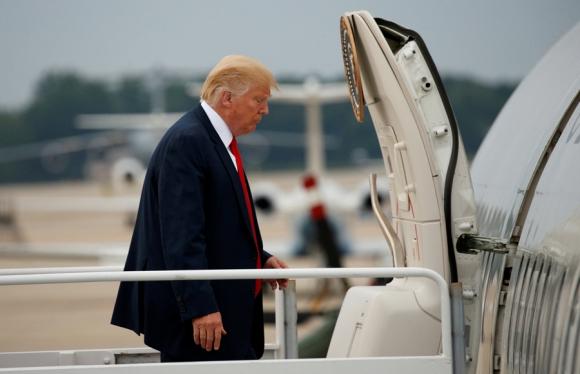 Trump mantiene amenaza de abandonar el TLCAN. Foto: Reuters