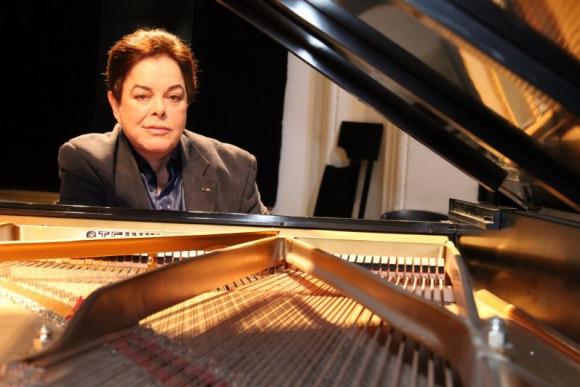 Bruno Gelber. Foto: DIfusión.