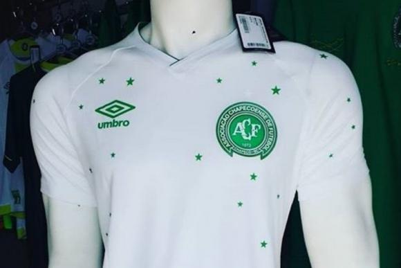 Chapecoense vestirá una camiseta especial en el trofeo Joan Gamper.
