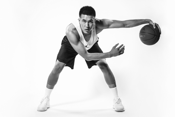 Ailun. El base es la apuesta de Jordan por reforzar el mercado chino. (Foto: Nike.com)