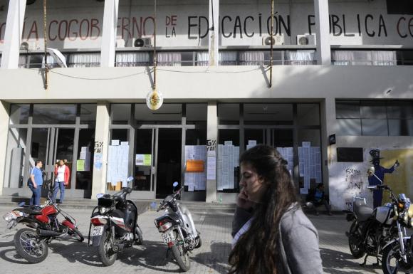 El IPA tomó medidas de seguridad. Foto: Archivo El País