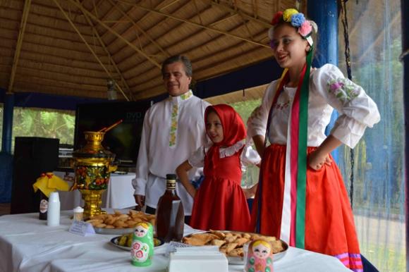 En San Javier se puede disfrutar de toda la tradición rusa en Uruguay. Foto: Daniel Rojas