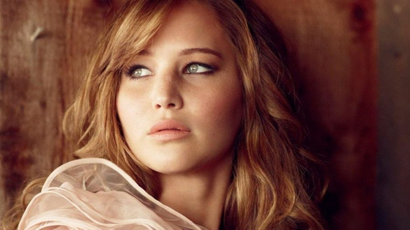La actriz Jennifer Lawrence. Foto: Archivo El País.