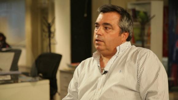 Andrés Sanguinetti candidato a vicepresidente de Peñarol. Foto: Captura