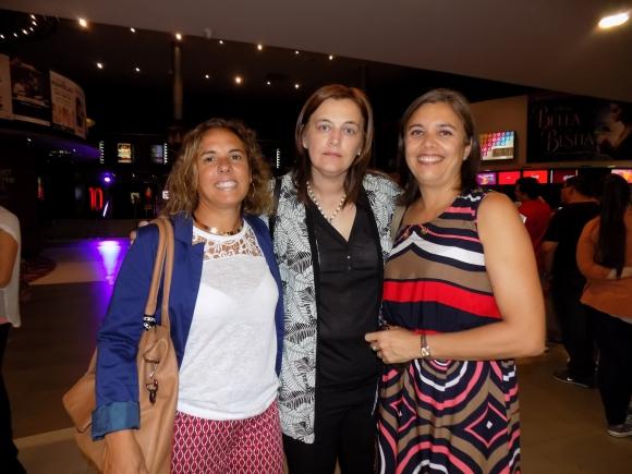 Laura Fazzino, Silvana Nicola, Analía Pérez.