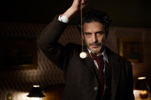 Leonardo Sbaraglia regresa este año con otra temporada de <i>El Hipnotizador.</i>