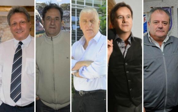 <b>RELATOR.<br></b>Alberto Kesman (Radio Universal)<br>Carlos Muñoz (Radio Nacional)<br>Alberto Sonsol (Sport 890)<br>Juio Ríos (Radio Carve)<br>Javier Máximo Goñi (Oriental)