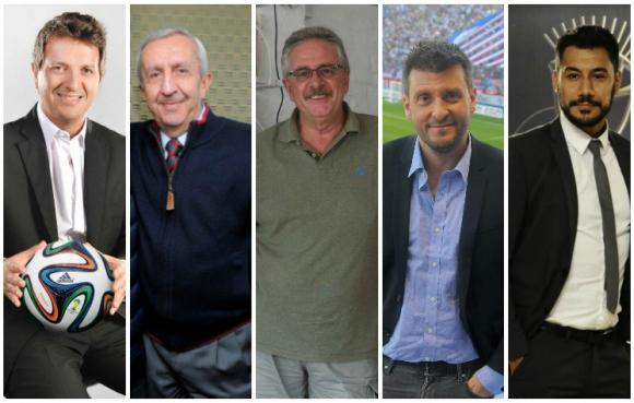 <b>COMENTARISTA.<br></b>Federico Buysan (Sport 890)<br>Jorge Da Silveira (Radio Carve)<br>Ricardo Piñeyrúa (El espectador)<br>Martín Charquero (Sport 890)<br>Damián Herrera (Radio Nacional)
