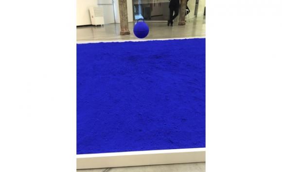 Azul Klein, Proa (foto László Erdélyi)