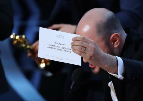 """Al final triunfó """"Moonlight"""". Foto: Reuters"""