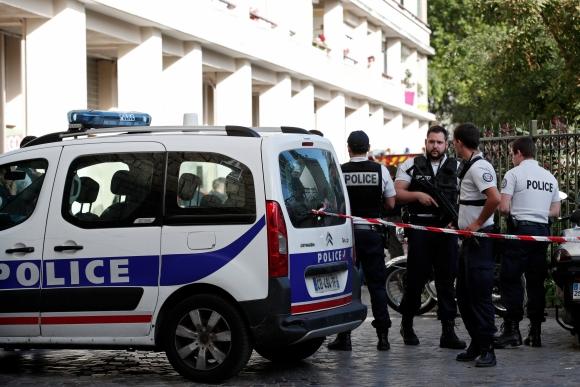 Ataque en París. Foto: Reuters