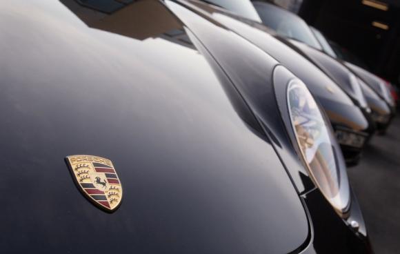 Porsche: la más atractiva para los consumidores de EE.UU. Foto: AFP