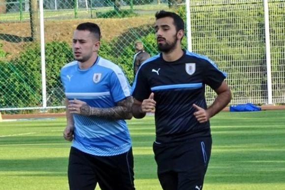 Rodrigo Amaral está pronto para volver; ¿será desde el inicio? Foto:@Uruguay