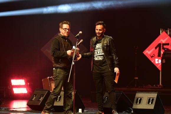 Chillan las bestias, mejor álbum de rock y pop alternativo. Foto: Marcelo Bonjour