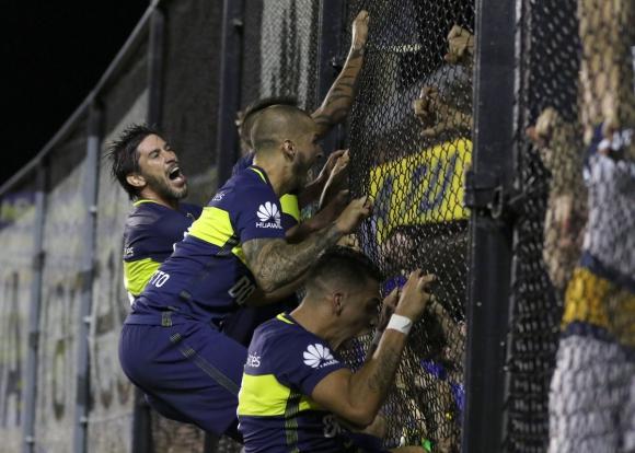 Boca celebra un nuevo campeonato una fecha antes del cierre. Foto: @bocadetuvida