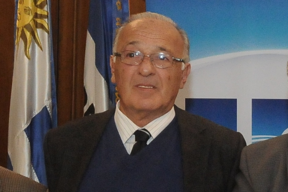 Julio Jakob, presidente de la Liga Universitaria de Deportes. Foto: Archivo El País