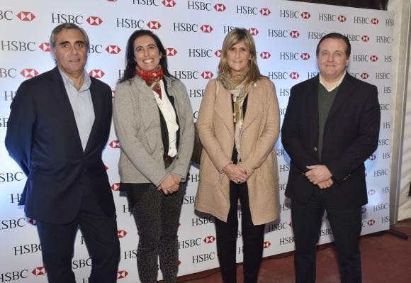 Fernando Lacurcia, Isabel Mira, Virginia Suárez, Sebastián Danree